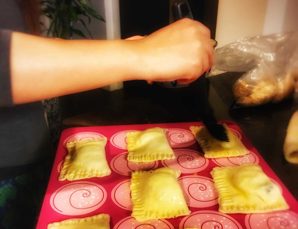 Date Paste Filling Pastry